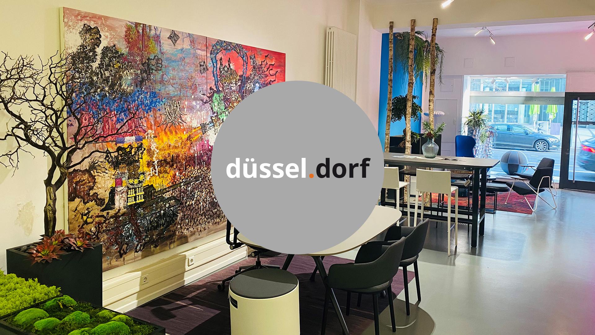 Showroom Düsseldorf